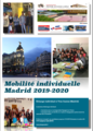 APPEL A CANDIDATURE MOBILITE INDIVIDUELLE TRES CANTOS (MADRID) 2019-2020